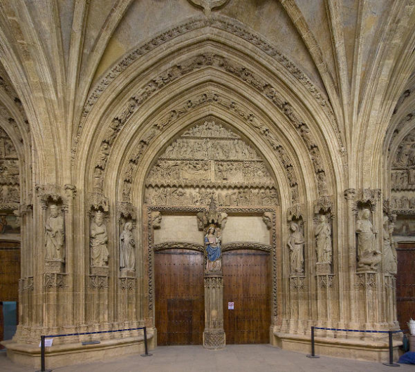 catedral vieja Vitoria