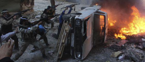 guerra Siria 2013