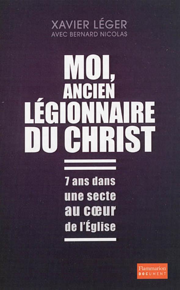 Libro ex legionario de Cristo
