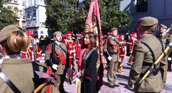 Hispanidad en Granada 2013