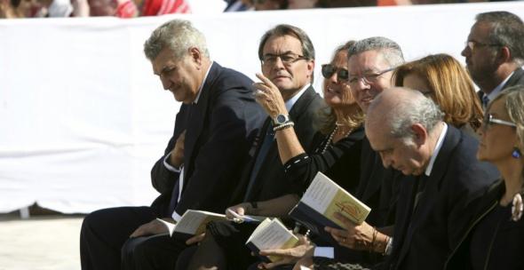 autoridades beatificación Tarragona 2013