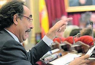 Pedro Miranda concejal PSOE Badajoz