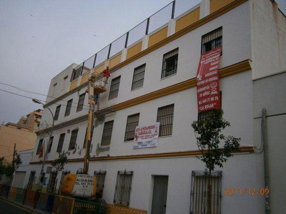 colegio obispado Málaga
