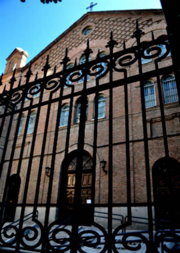 prisión franquista Claudio Coello Convento Santo Domingo