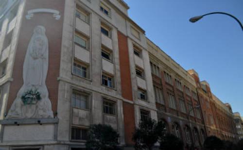 prisión franquista Porlier Escolapios