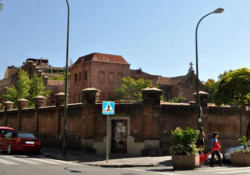 prisión franquista Torrijos convento monjas