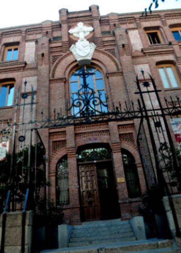 prisión franquista Cisne colegio monjas