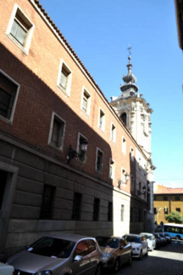 prisión franquista Quiñones convento Monserrat