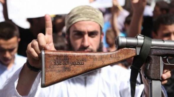 rebeldes islamistas Siria