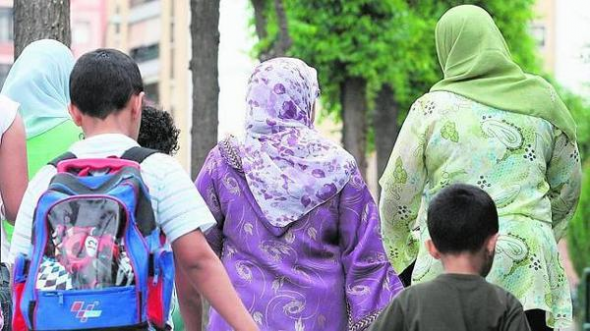 velo islámico en Francia