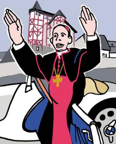 obispo alemán de lujo