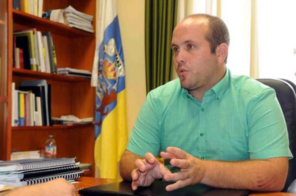 Antonio Gonzalez alcalde Buenavista