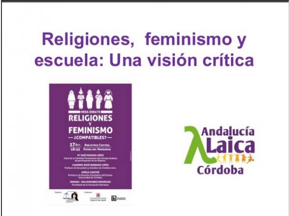 religiones feminismo y escuela