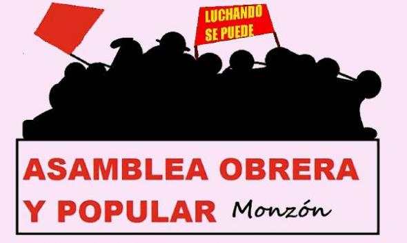 Asamblea obrera popular Monzón