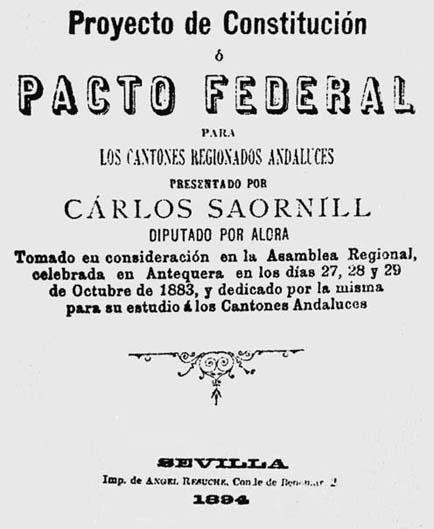 Constitución Antequera 1883