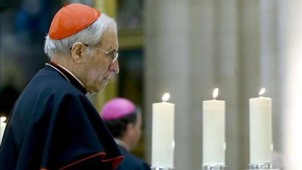 cardenal Rouco Varela