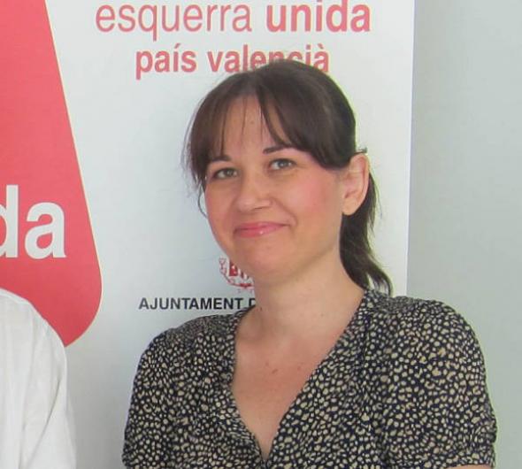 Rosa Albert concejala IU Valencia