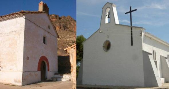 ermitas de Morés y Mateo inmatriculadas Aragón