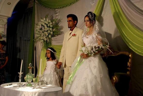 boda Afganistán