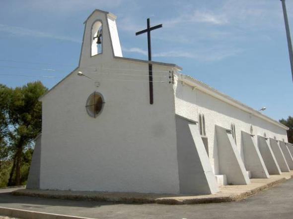 ermita San Mateo en Aragón