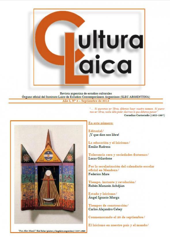Cultura Laica 3