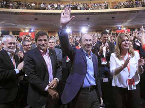 Conferencia política PSOE 2013 Rulbalcaba