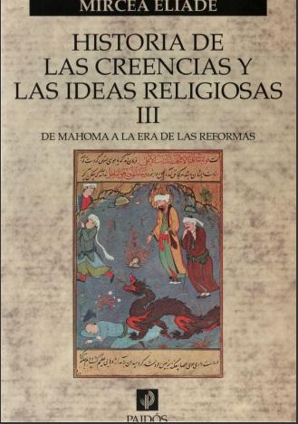 Libro Historia de las creencias y de las ideas religiosas
