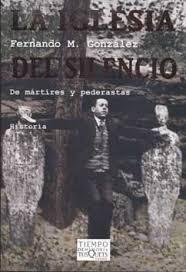 libro La Iglesia del silencio. Mártires y pederastas