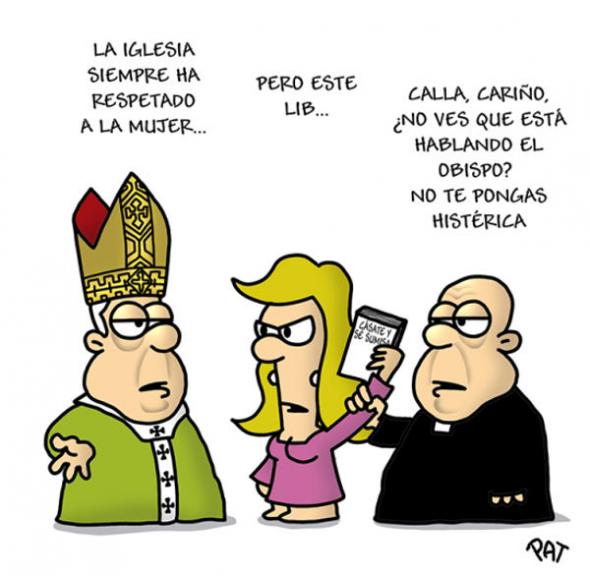 20131112Pat iglesia-misoginia