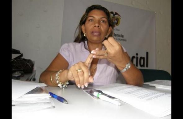Duvinia concejal Biblia Cartagena Colombia