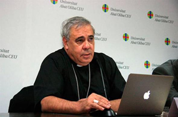 Martinez arzobispo Granada