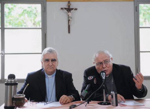 obispos Argentina