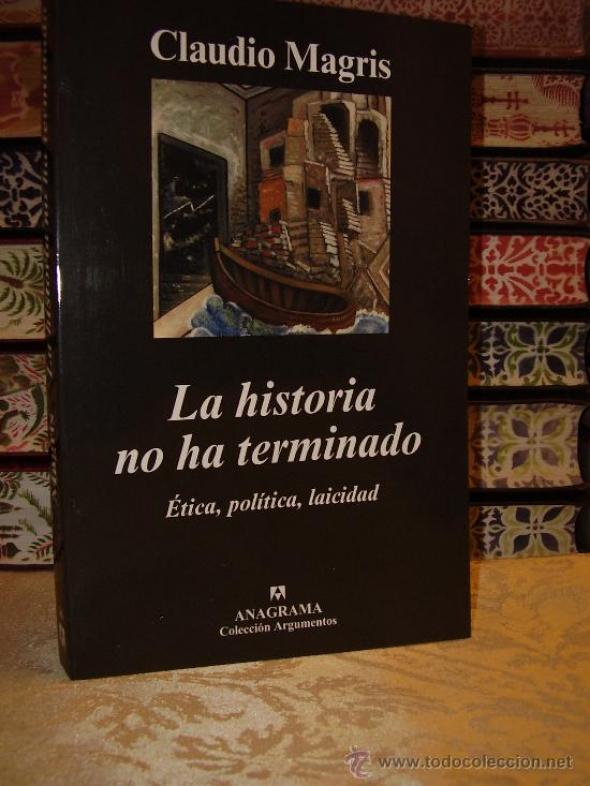 libro La historia no ha terminado ética, política, laicidad