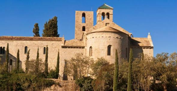 Monasterio de Sant Benet de Bages