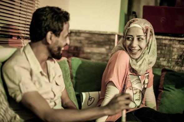 activistas libertades Siria
