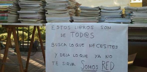 Libros Red Solidaridad Popular