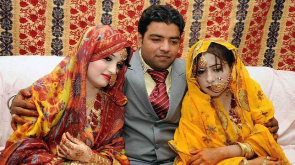 poligamia Pakistán