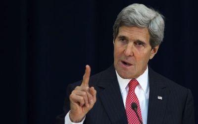 Kerry Secretario Estado USA