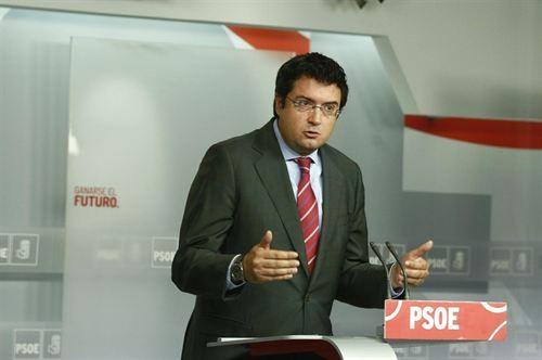 Oscar López secretario organización PSOE