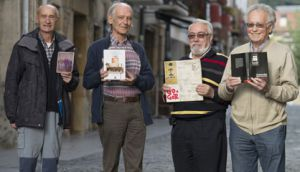 curas prisioneros franquismo Zamora