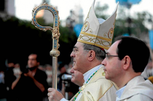 Asenjo arzobispo Sevilla