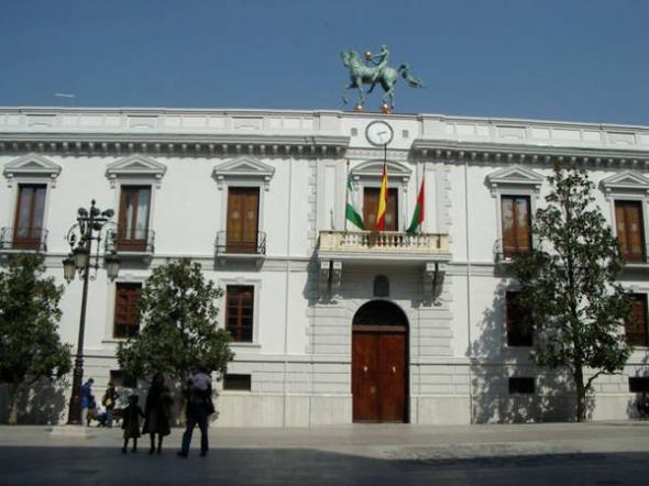 Granada ayuntamiento