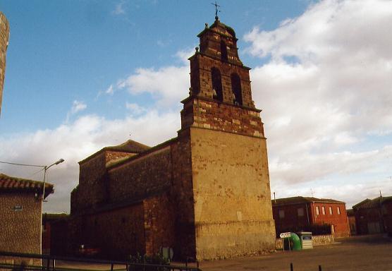 iglesia de Alcubilla (Zamora)