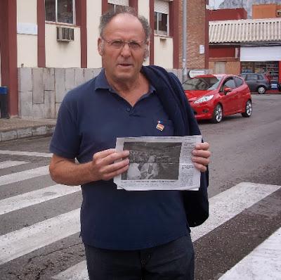 José Ortega militante PCE franquismo