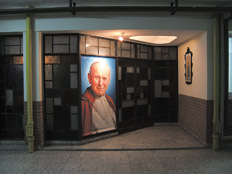 capilla campo concentración Argentina dictadura
