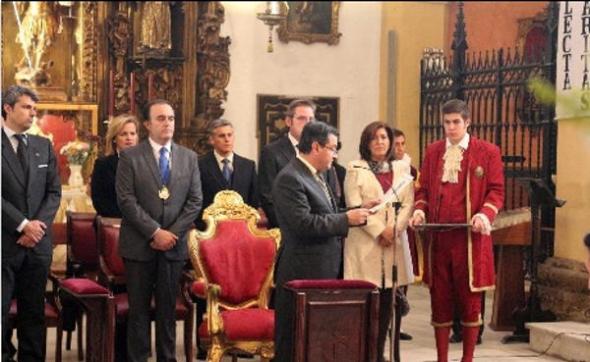 alcalde San Fernando voto ciudad a S José