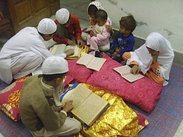 alumnos madrasa