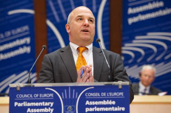 Nils-Munizek comisario Derechos Humanos Consejo Europa