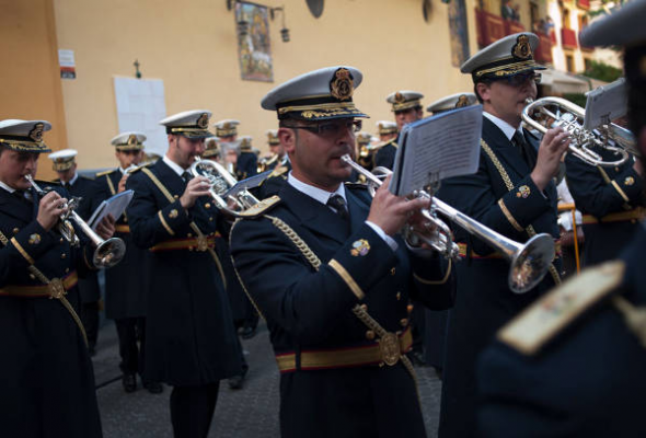 banda música cofradía Córdoba
