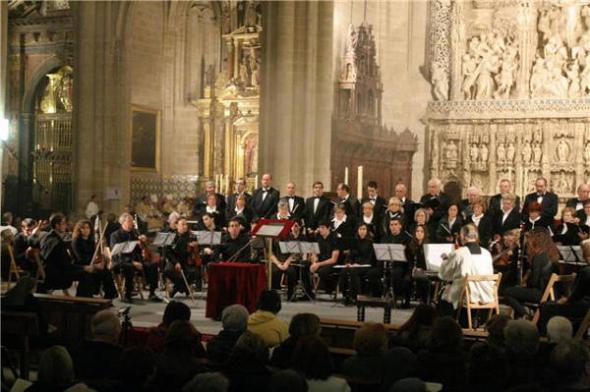catedral Huesca Tota Pulchra